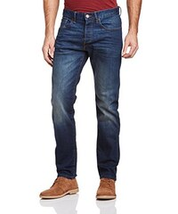 ESPRIT Herren Tapered Jeans im 5 Pocket Stil