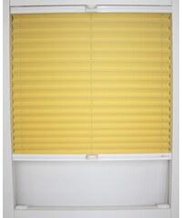Dachfenster-Plissee, Sunlines, »Medoc«, Faltenstore, Perlreflex, Wunschmaß