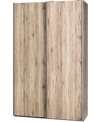 Garderobenschrank, CS Schmal, »Soft Smart«, 120 cm breit