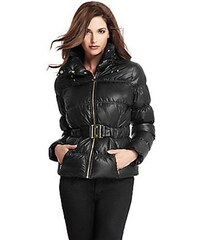 Guess by Marciano Bunda Satin Puffer Jacket