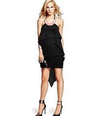 Guess by Marciano Šaty Anais Short Dress černé