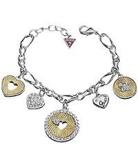 Guess Náramek Spirograph Charm Bracelet