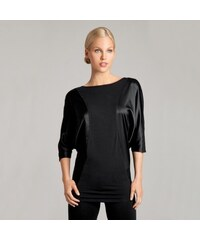 Guess by Marciano Tunika Guess By Marciano Oversized Mix Tunic černá