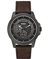 Guess Hodinky Brown Masculine Active Sport Watch