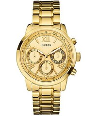 Guess Hodinky GUESS Feminine Classic Sport Watch gold