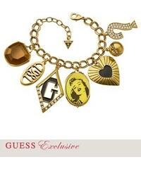 Guess Náramek large charm bracelet