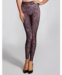 Guess Leginy Lace Rose Leggings