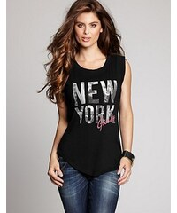 Guess Triko New York Muscle Tee