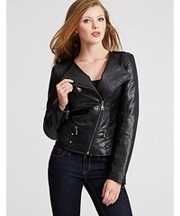 Guess Bunda Dream Long-Sleeve Jacket černá