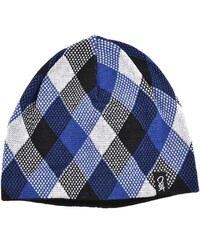 kulich K1X - Check Beanie Black/White/Ultra Blue (0179)
