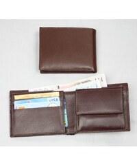 Arwel Pánská kožená peněženka-hnědá