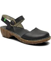 El Naturalista - Yggdrasil N178 - Sandalen für Damen / schwarz