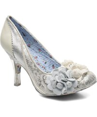Irregular Choice - MRS LOWER - Pumps für Damen / silber
