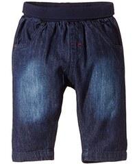 Twins Unisex Baby - Jeanshose mit Softbund