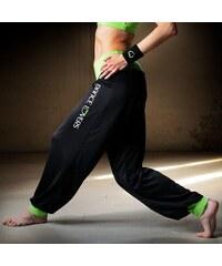 Sportovní kalhoty Primary black lime