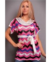 Francie Dámský pletený svetr