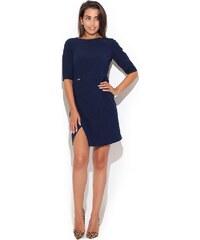Dámské šaty Katrus K200 modré