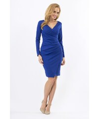 Dámské šaty Makadamia M22 modré