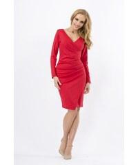 Dámské šaty Makadamia M22 červené