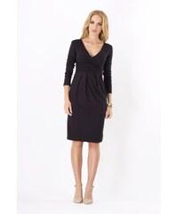 Dámské šaty Makadamia 6801 černé