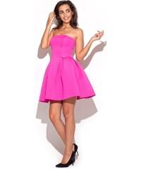 Dámské šaty Katrus K223 růžové