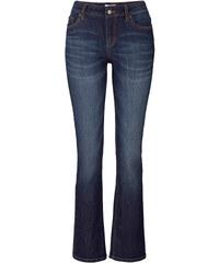 John Baner JEANSWEAR Stretch-Bootcut-Jeans, Lang in schwarz für Damen von bonprix