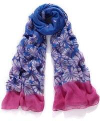 Šátek Kaytie Wu modrá
