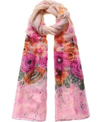 Krásné šátky, šátek na krk, Kaytie Wu (1 ks skladem) rosa