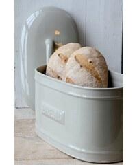 IB LAURSEN Porcelánový box Bread - bílá káva