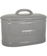 IB LAURSEN Porcelánový box Bread - šedý