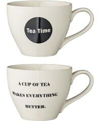 Bloomingville Hrneček Cathrine 350 ml Tea time