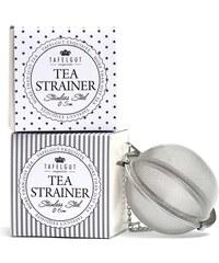 TAFELGUT Sítko na sypaný čaj Black - 5 cm Hvězdičky