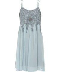 Cream Šaty Tiffany Velikost 44