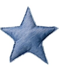 Bloomingville Polštář Denim Star