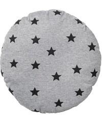 Kulatý polštářek Star print 45 cm