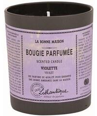 Lothantique Vonná svíčka La Bonne Maison - Fialky