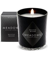 Meadows Vonná svíčka Rustikální dřevo