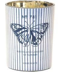 Green Gate Svíčka Francouzská vanilka Butterfly