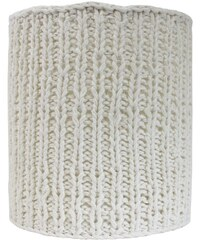 Madam Stoltz Cylindr Knitted white
