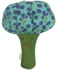 Maileg Textilní chrastítko Brokolice