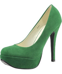Polobotky Sugarfree Shoes Bowie-green