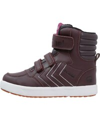 Hummel SUPER Sneaker high chestnut