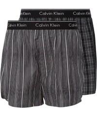 Calvin Klein Underwear 2 PACK Boxershorts breslin plaid/gallagher stripe
