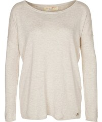 TOM TAILOR DENIM Strickpullover alabaster beige melange