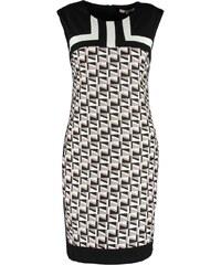 Anna Field Jerseykleid taupe/black
