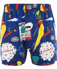 Lousy Livin Underwear SUPERHELDEN Boxershorts navy