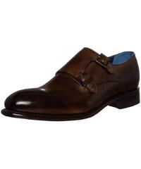 Melvin & Hamilton Couture CHARLES 9 BusinessSlipper crust dark brown