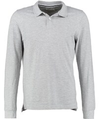 Pier One Poloshirt light grey melange
