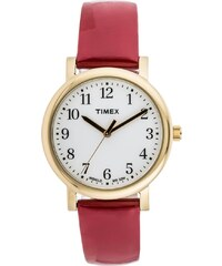 Timex ORIGINALS CLASSIC ROUND Uhr red