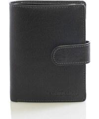 Pánská peněženka černá - SendiDesign 1040 černá